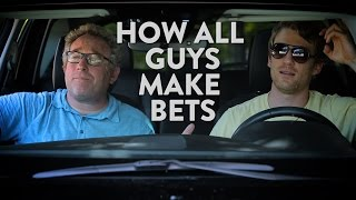 How Guys Make Bets