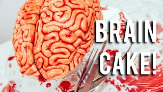 How To Make a Brain Cake