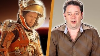 NASA Scientist Reviews The Martian