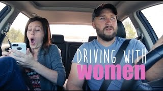 Driving with Women