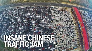 China's Traffic at its Worst
