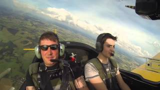 Flight Aerobatics Scare Compilation