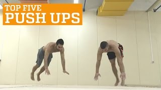 Top 5 - Extreme Push-Ups