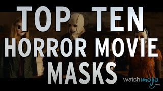 Top 10 Horror Movie Masks
