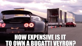 What Does it Cost to Own a Bugatti?