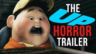 The Movie UP as a Horror
