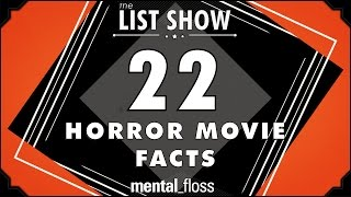 22 Horror Movie Facts