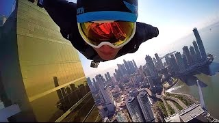 Wingsuit Flying in Panama City