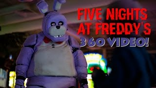 Five Night's At Freddy's in Real Life!