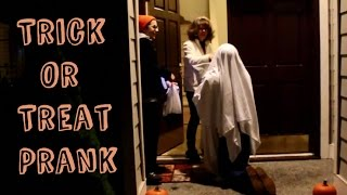Trick or Treating Only for Kids?