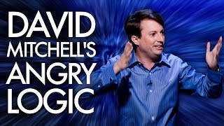 QI - David Mitchell's Angry Logic
