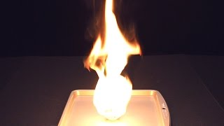 Amazing Fire Tricks