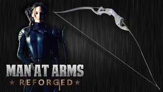 Creating Katniss' Bow (The Hunger Games)