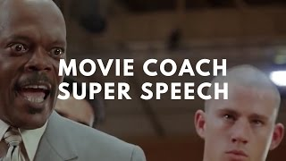 Movie Coach Super Speech