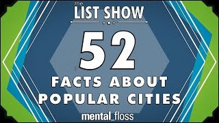 52 Facts about Popular Cities