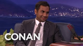 Aziz Ansari's Pork-Fueled Feud WIth His Parents