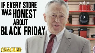 If People Who Sell Stuff Were Honest About Black Friday