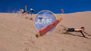 Project JUMPoff - Art of movement