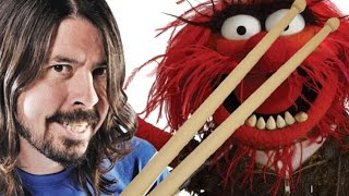 Dave Grohl vs Animal