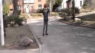 Funny Parody of Basketball Trick Shots