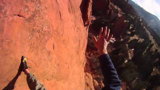 Climber Loses Grip and Falls