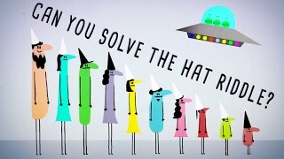 Can You Solve the Hat Riddle?