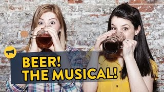 Surprise Musical in a Beer Hall