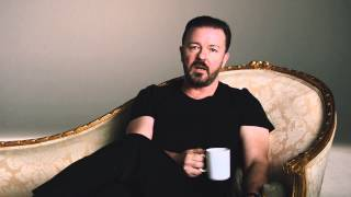 Ricky Gervais' Painfully Honest Commercial