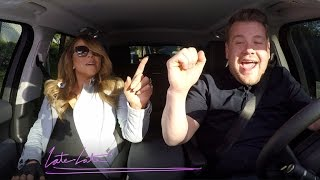Carpool Karaoke with Mariah Carey