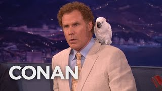 Don't Ask Will Ferrell About the Bird
