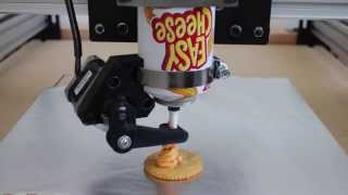 Easy Cheese 3D Printer