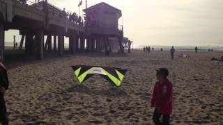 Funniest Stunt Kite Ever