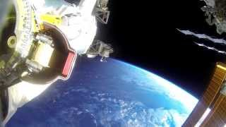 POV on the ISS