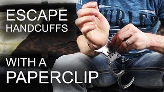 How To Escape Handcuffs