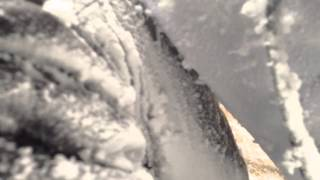 Avalanche in Everest Basecamp