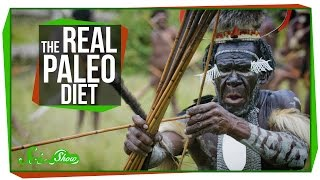 What Were Real Paleo Diets Like?