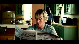 The Owen Wilson 'Wow' Compilation