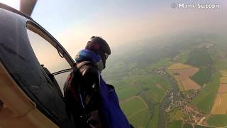 Guy Jumps Out of Plane Without Parachute