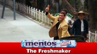Bloodsport Movie Given the Mentos Treatment
