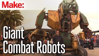 The Giant Combat Robot