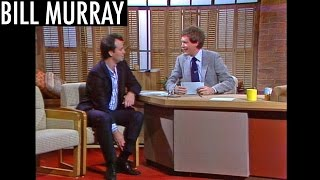 22 Years of Bill Murray on Letterman