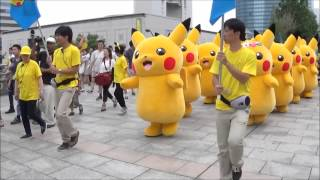 Pikachu Hell March Army
