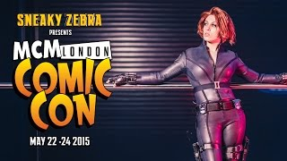 London Comic Con Cosplay Highlights