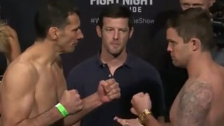 Sean O'Connell Funny UFC Weigh Ins