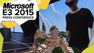 HoloLens Minecraft Demo