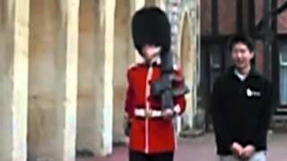 Do Not Harass the Queen's Guard