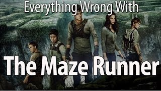 Everything Wrong With The Maze Runner Movie