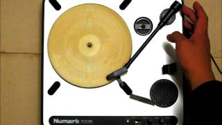 Playable Tortilla Record