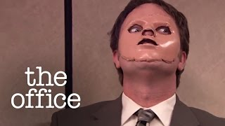 First Aid Fail Scene from The Office