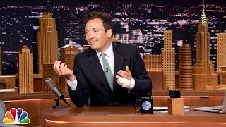 Jimmy Fallon's Finger Injury